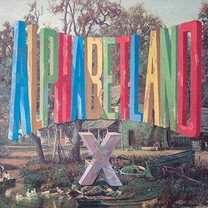 ALPHABETLAND album cover