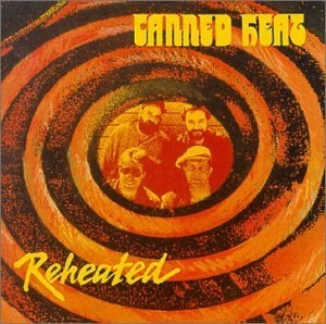 Reheated album cover