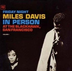 In Person Friday Night album cover
