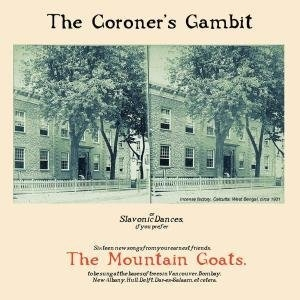 The Coroner's Gambit album cover
