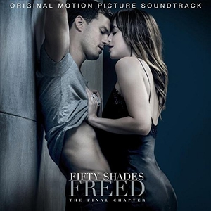 Fifty Shades Freed (Original Motion Picture Soundtrack) album cover