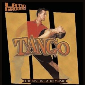 Latin Grooves-Tango album cover