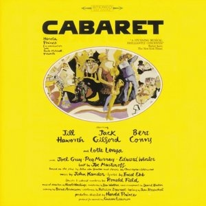 Cabaret (Original Broadway Cast)  album cover