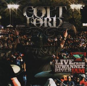 Live From Suwannee River Jam album cover