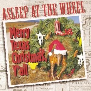 Merry Texas Christmas, Y'all album cover
