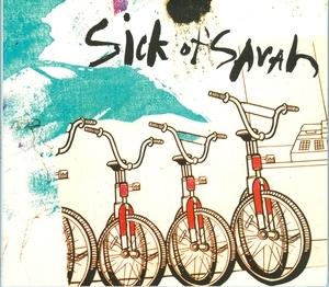 Sick Of Sarah album cover