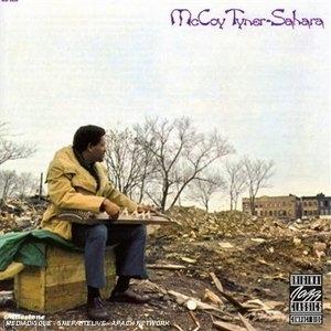 Sahara album cover