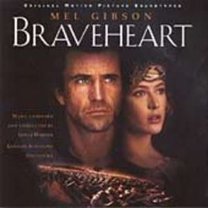 Braveheart: Original Motion Picture Soundtrack album cover