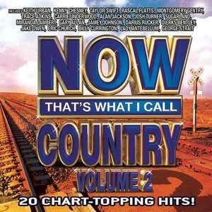 Now That's What I Call Country Vol. 2 album cover