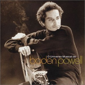 O Universo Musical De Baden Powell album cover
