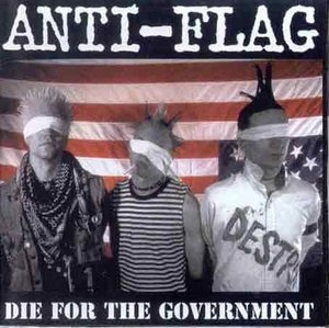 Die For The Government album cover