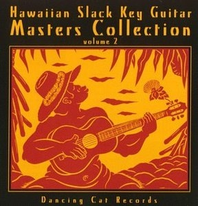 Hawaiian Slack Key Guitar Masters Collection Vol.2 album cover