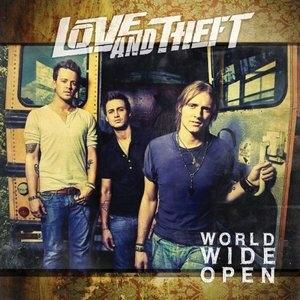 World Wide Open album cover