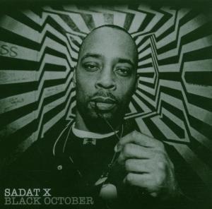 Black October album cover