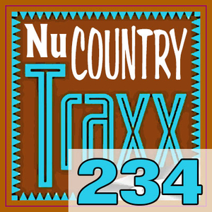 ERG Music: Nu Country Traxx, Vol. 234 (October 2018) album cover