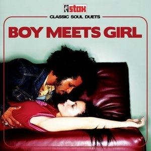 Boy Meets Girl (Classic Soul Duets) album cover