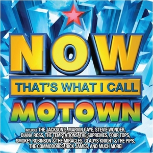 Now That's What I Call Motown album cover