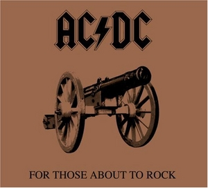For Those About To Rock album cover