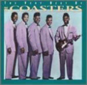 The Very Best of the Coasters (Rhino) album cover