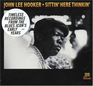 Sittin' Here Thinkin' album cover
