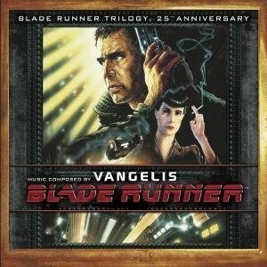 Blade Runner Trilogy: 25th Anniversary album cover