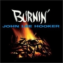 Burnin' album cover