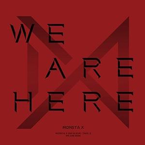Take.2 We Are Here album cover