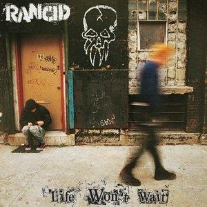 Life Won't Wait album cover