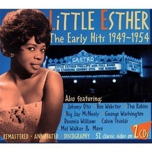 The Early Hits 1949-54 album cover