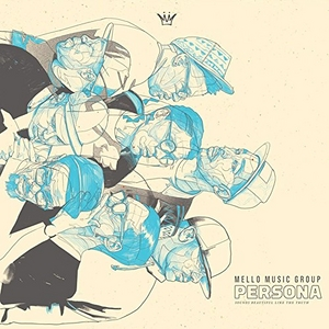 Mello Music Group: Persona album cover