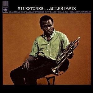 Milestones  (Columbia)  (2001) album cover
