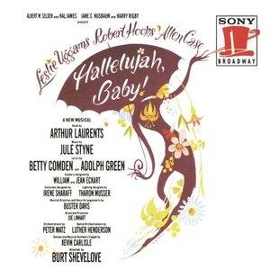 Hallelujah, Baby! (1967 Original Broadway Cast) album cover