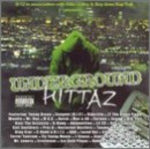 Underground Hittaz Vol. 1 album cover