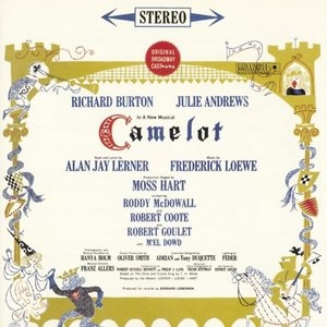 Camelot (Original Broadway Cast) album cover
