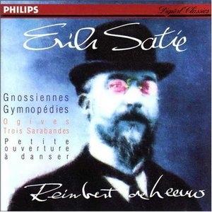Satie: Gnossiennes, Gymnopedies album cover