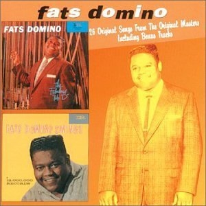 The Fabulous Mr D-Fats Domino Swings album cover