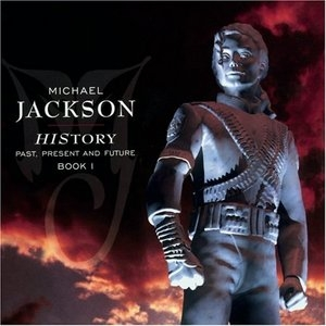 HIStory: Past, Present, Future album cover