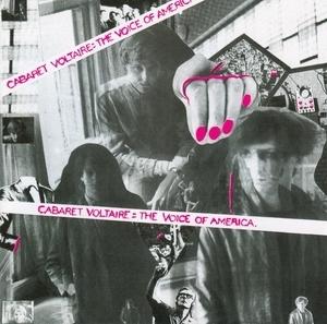 The Voice Of America album cover