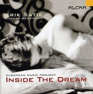 Satie: Inside The Dream album cover