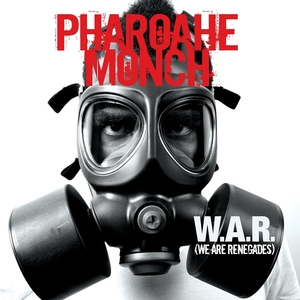 W.A.R. (We Are Renegades) album cover