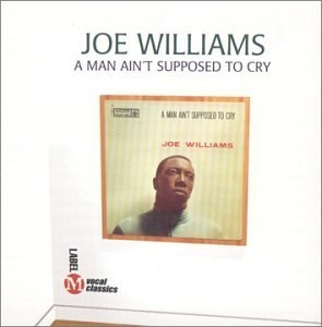 A Man Ain't Supposed To Cry album cover