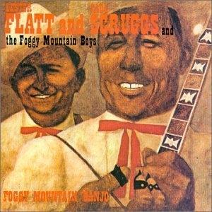 Foggy Mountain Banjo album cover