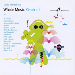 Whale Music Remixed album cover