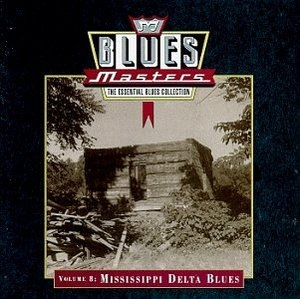 Blues Masters, Vol.8: Mississippi Delta Blues album cover