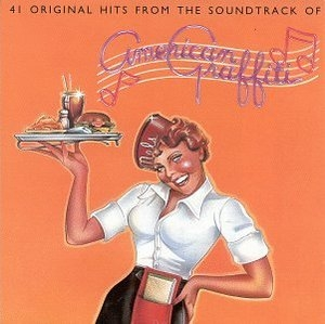 American Graffiti: 41 Original Hits From The Soundtrack album cover