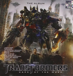 Transformers: Dark Of The Moon (Soundtrack) album cover