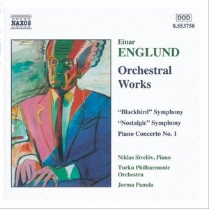 Englund: Orchestral Works album cover