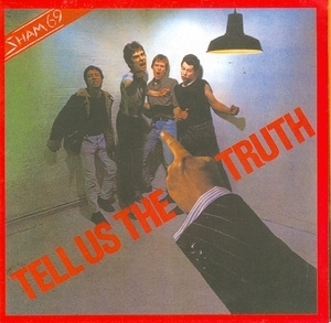 Tell Us The Truth album cover