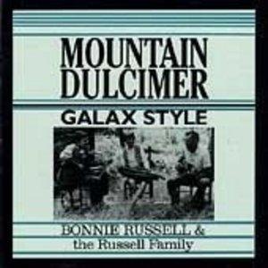 Mountain Dulcimer-Galax Style album cover