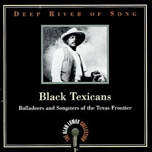 Deep River Of Song: Black Texicans album cover